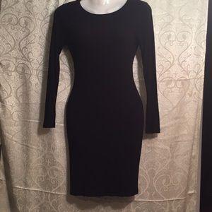 Asos chic black dress 👗